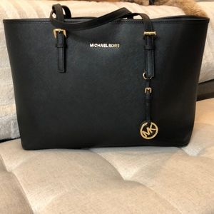 Michael kors Black multifunction tote